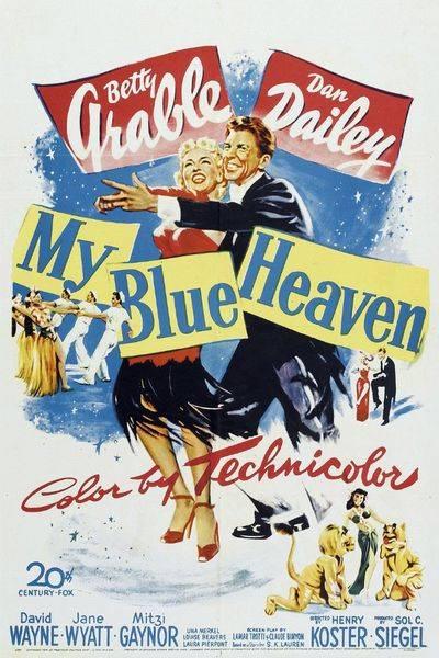 My Blue Heaven (1950)