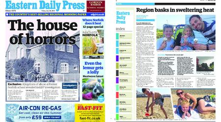 Eastern Daily Press – July 26, 2019