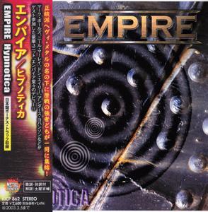 Empire - Hypnotica (2001) [Japanese Ed.] Repost