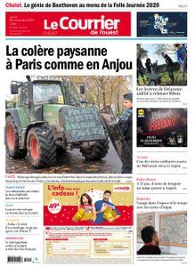 Le Courrier de l'Ouest Cholet – 28 novembre 2019