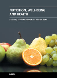 Nutrition, Well-Being and Health by Jaouad Bouayed and Torsten Bohn