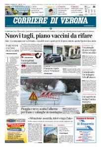 Corriere di Verona – 24 gennaio 2021