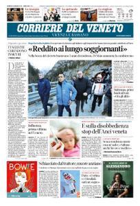 Corriere del Veneto Vicenza e Bassano – 04 gennaio 2019