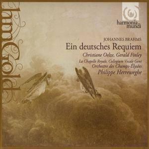 Philippe Herreweghe - Brahms: Ein Deutsches Requiem (2008) (Repost)