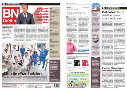 BN DeStem - Bergen op Zoom – 17 maart 2020