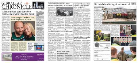 Gibraltar Chronicle – 30 January 2020