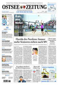 Ostsee Zeitung Wolgast - 11. August 2018