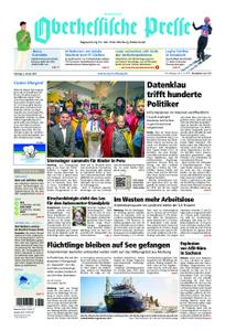 Oberhessische Presse Hinterland - 05. Januar 2019