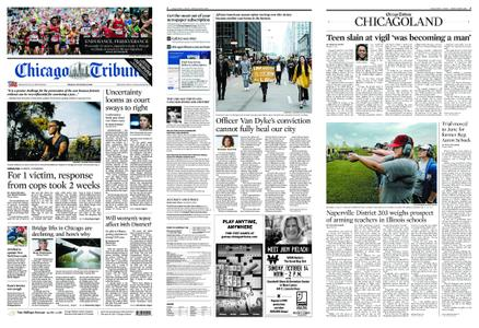 Chicago Tribune – October 08, 2018