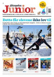 Aftenposten Junior – 02. april 2019