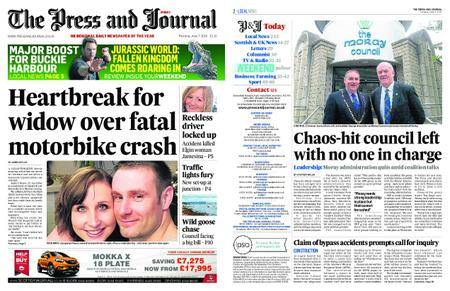 The Press and Journal Moray – June 07, 2018