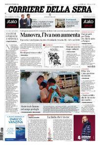 Corriere della Sera – 01 ottobre 2019