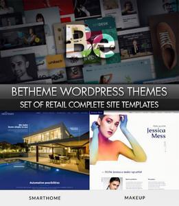 BeTheme Complete Premium Wordpress Theme 20.9.7