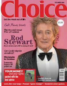 Choice Magazine - December 2020
