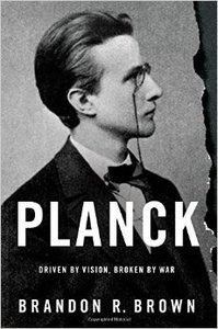 Planck: Driven by Vision, Broken by War (repost)