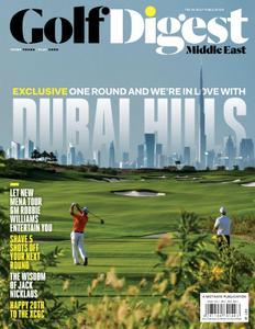 Golf Digest Middle East - October 2018