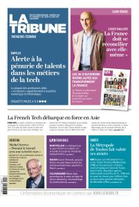 La Tribune - 7 Juin 2019