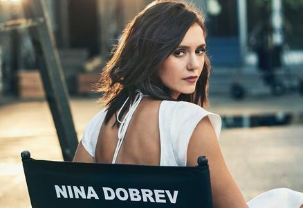 Nina Dobrev by Jason Kim for CBS Watch Magazine March/April 2019