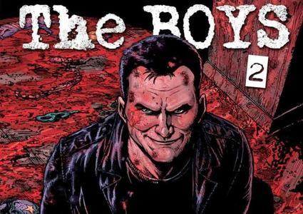 The Boys #1 – 72 + Omnibus + TPBs (2006-2012)