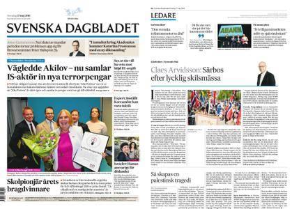 Svenska Dagbladet – 17 maj 2018