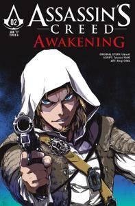 Assassin's Creed - Awakening 002 (2016) (Digital) (Pirate-Empire