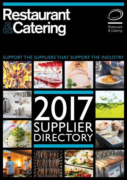 Restaurant & Catering - Suppliers Guide 2017