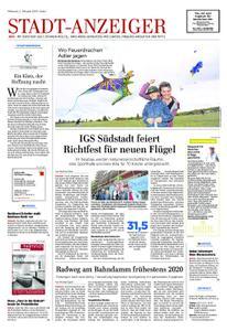 Stadt-Anzeiger Süd - 02. Oktober 2019