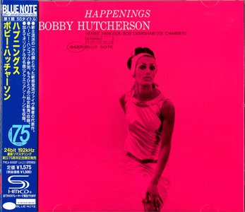 Bobby Hutcherson - Happenings (1966) {2013 Japan SHM-CD Blue Note 24-192 Remaster}
