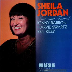 Sheila Jordan - Lost And Found (1990) {Muse MCD5390}