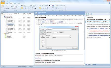 HelpSmith Pro 6.4 Build 17.127