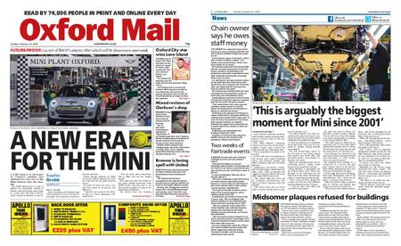 Oxford Mail – February 25, 2020