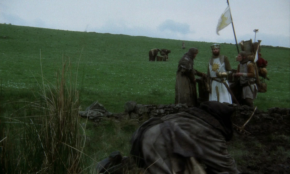 Monty Python and the Holy Grail (1975)