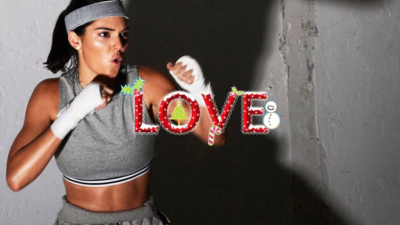 LOVE Advent 2017: DAY 4 - Kendall Jenner by Phil Poynter