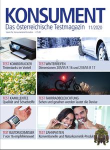 Konsument - November 2020