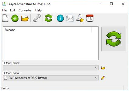 Easy2Convert RAW to IMAGE 2.5.0