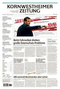 Kornwestheimer Zeitung - 10. Oktober 2018
