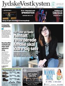 JydskeVestkysten Varde – 15. december 2018