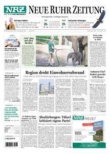 NRZ Neue Ruhr Zeitung Essen-Postausgabe - 25. April 2019