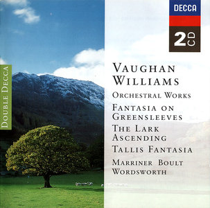 Sir Neville Marriner, Barry Wordsworth, Adrian Boult - Ralph Vaughan Williams: Orchestral Works (1999) 2CDs [Re-Up]