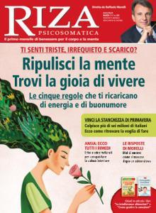 Riza Psicosomatica N.421 - Marzo 2016