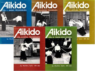 Traditional Aikido, 5 volumes (Repost)