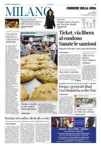 Corriere della Sera Milano – 23 novembre 2018