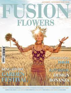 Fusion Flowers – October 2018