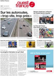 Ouest-France Édition France – 04 juillet 2019