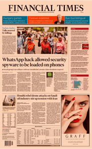 Financial Times Europe – 15 May 2019