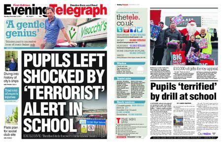 Evening Telegraph First Edition – December 05, 2017
