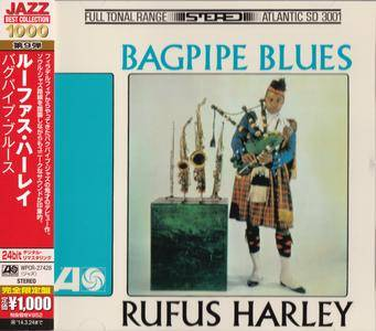 Rufus Harley - Bagpipe Blues (1965) {2013 Japan Jazz Best Collection 1000 Series WPCR-27428}