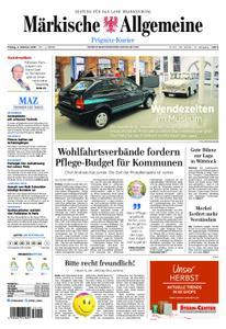 Märkische Allgemeine Prignitz Kurier - 04. Oktober 2019