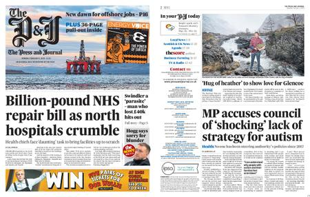 The Press and Journal Moray – February 03, 2020