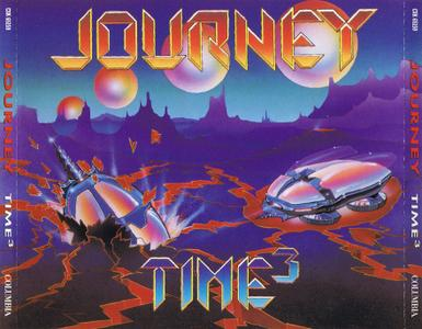 Journey - Time3 (aka Time Cubed) (1992) 3CD Box Set